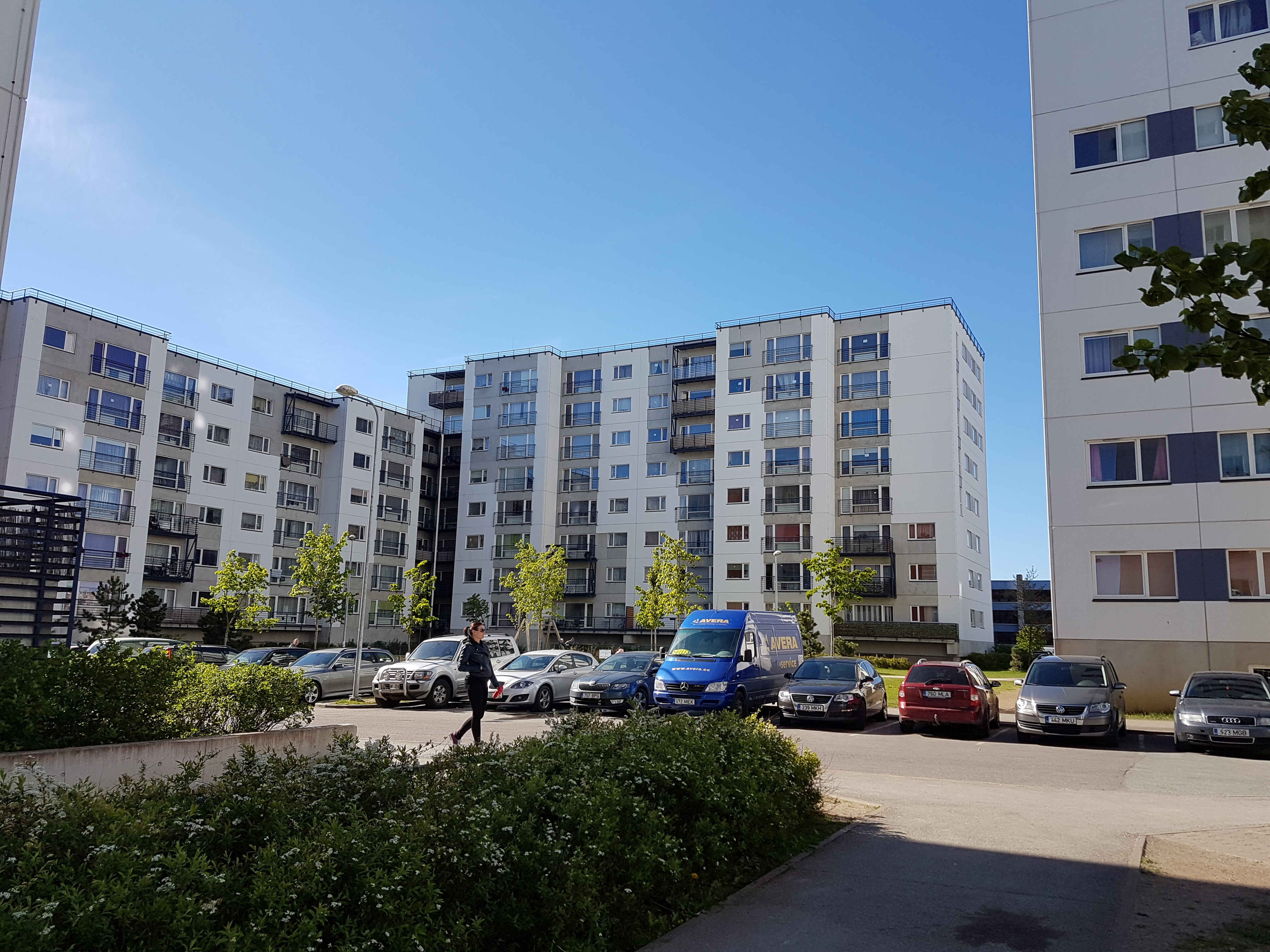 Raadiku asumis on üle 1200 korteri.
