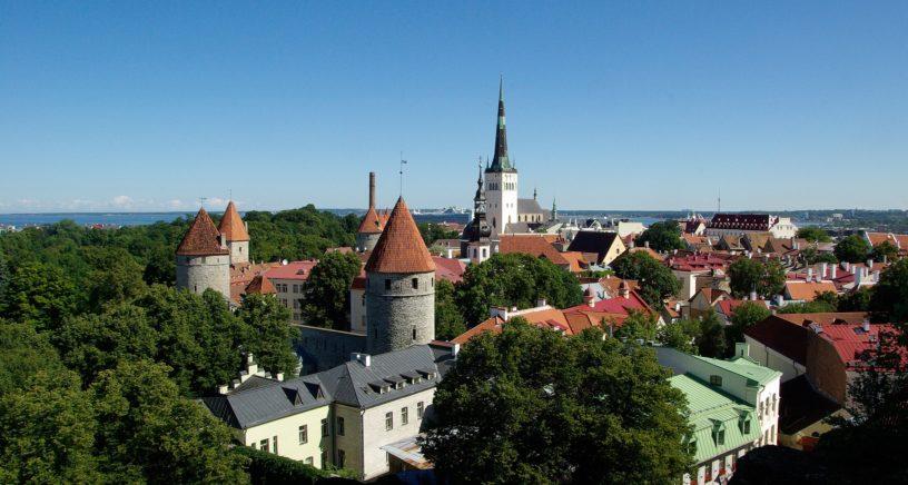 Tallinn. Pildistas Jackmac34, Pixabay