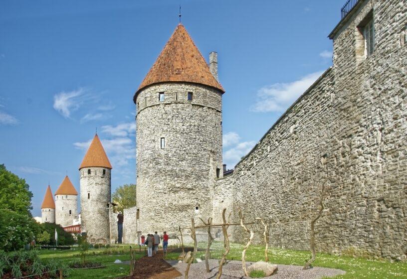 Tallinn. Autor: Makalu, Pixabay